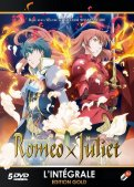 Romeo x Juliet - int�grale - �dition gold