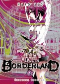 Alice in borderland T.4
