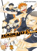 Haikyû!! - Les As du Volley T.2