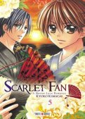 Scarlet fan - A horror love romance T.5