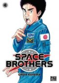 Space brothers T.4