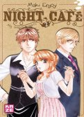 Night Café - My Sweet Knights T.2