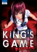 King's game extreme T.1