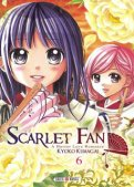 Scarlet fan - A horror love romance T.6
