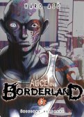 Alice in borderland T.6
