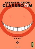 Assassination classroom T.4