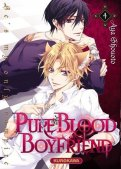 Pure blood boyfriend - He's my only vampire T.4