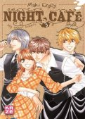 Night Café - My Sweet Knights T.3