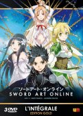 Sword art online - int�grale Arc 2 - �dition gold