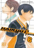 Haikyû!! - Les As du Volley T.6