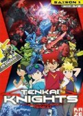 Tenkai knights Vol.1