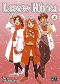 Love Hina - nouvelle �dition T.2