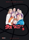 20th Century Boys - édition deluxe T.3