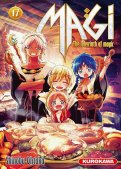 Magi - the labyrinth of magic T.17