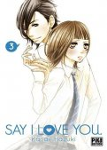 Say I love you T.3