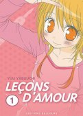 Le�ons d'amour T.1