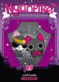 Nyanpire - the gothic world of nyanpire T.2