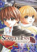 Scarlet fan - A horror love romance T.8