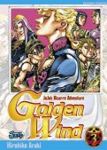Jojo's Bizarre Adventure - Golden wind T.3