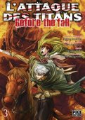 L'attaque des titans - before the fall T.3