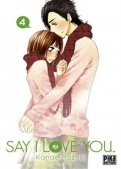 Say I love you T.4