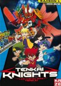 Tenkai knights Vol.2