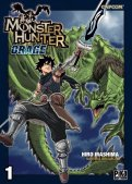 Monster hunter orage T.1