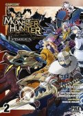 Monster hunter episodes T.2