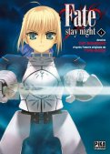 Fate Stay Night T.1