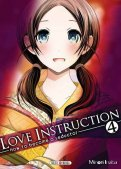 Love instruction - how to become a seductor T.4