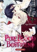 Pure blood boyfriend - He's my only vampire T.7