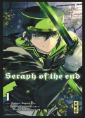 Seraph of the end T.1