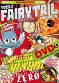 Fairy Tail magazine T.1