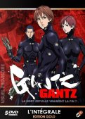 Gantz - int�grale - �dition gold
