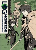 Log horizon - light novel