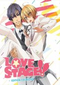 Love stage - intégrale - combo - collector