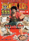 One piece - quizz book