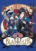 Black Butler - book of circus Vol.1 - combo