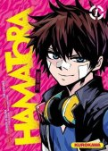Hamatora - the comic T.1