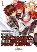 The testament of sister new devil T.1