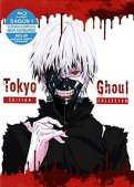 Tokyo ghoul - int�grale - blu-ray