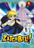 Zatchbell Vol.4