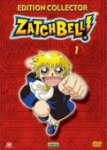Zatchbell Vol.1 collector