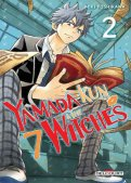 Yamada Kun & the 7 witches T.2