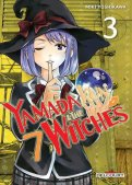 Yamada Kun & the 7 witches T.3