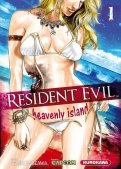 Resident evil - heavenly island T.1