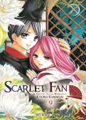 Scarlet fan - A horror love romance T.9