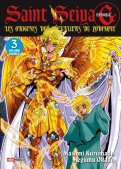 Saint Seiya Episode G - édition double T.3