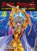 Saint Seiya Episode G - édition double T.4