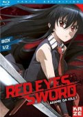 Red eyes sword - Akame ga Kill ! Vol.1 - blu-ray